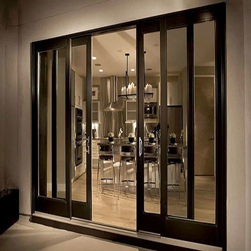 Hawa Junior 120 A Sliding Wood Door Kit 14860 264 Lbs Door Max Glass Doors Patio Sliding Doors Exterior French Doors Patio