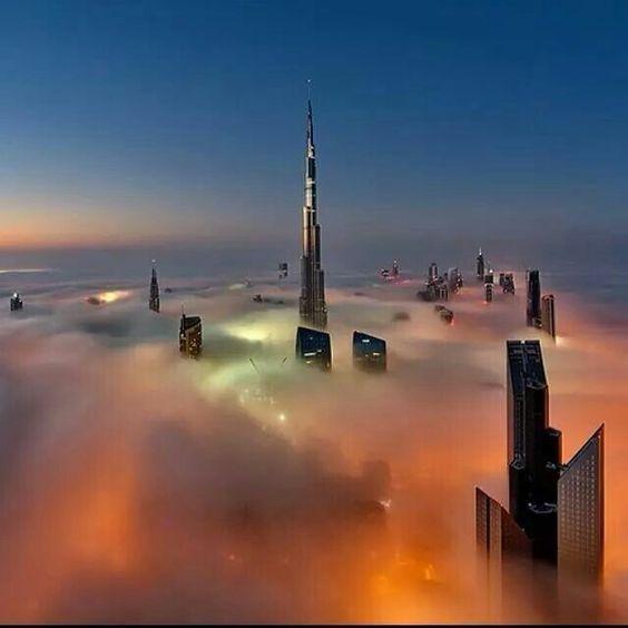 Nice look at Dubai.