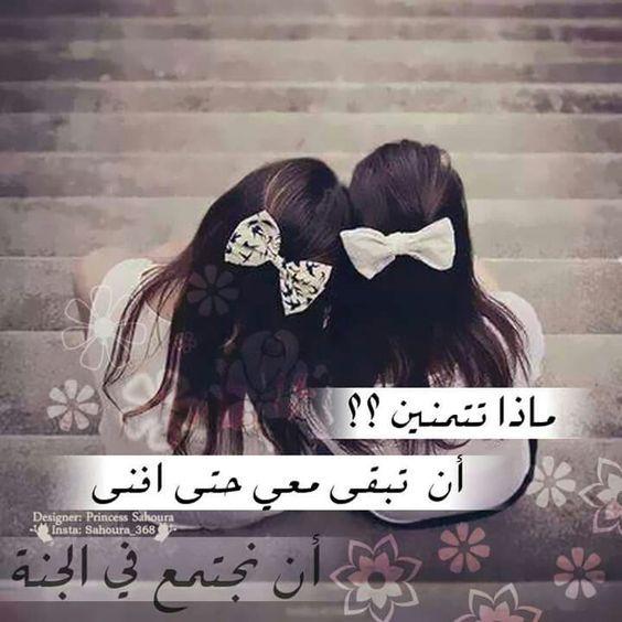 عبارات جميلة عن الصداقة والحب