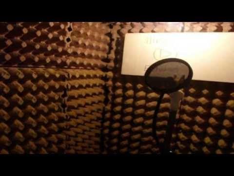 Estudio de grabacion Casero (Home Studio) [ilimitid Estudios] - YouTube
