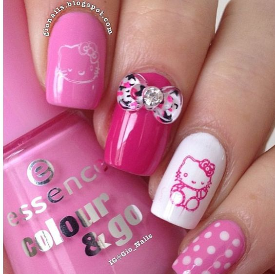 ✯ NAILS - CARTOON