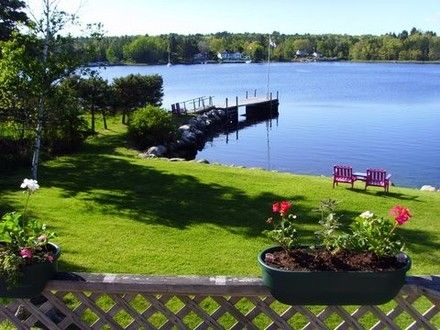 Chester ( Chester Basin) 2 br Ocean Front Vacation Rental Cottage: Oceanfront near Chester   ID:115877   PerfectPlaces.com