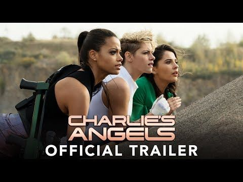Charlie S Angels Is Returning To The Big Screen And The Trailer For The Elizabeth Banks Directed Relaunch J Charlies Angels Movie Angel Movie Charlies Angels