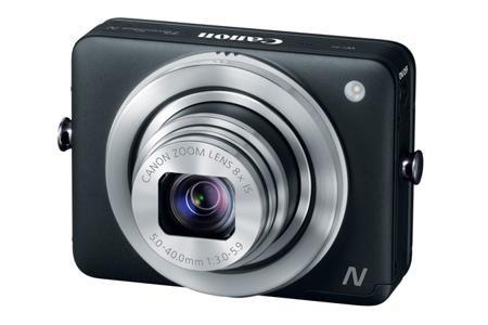 Canon PowerShot N announced