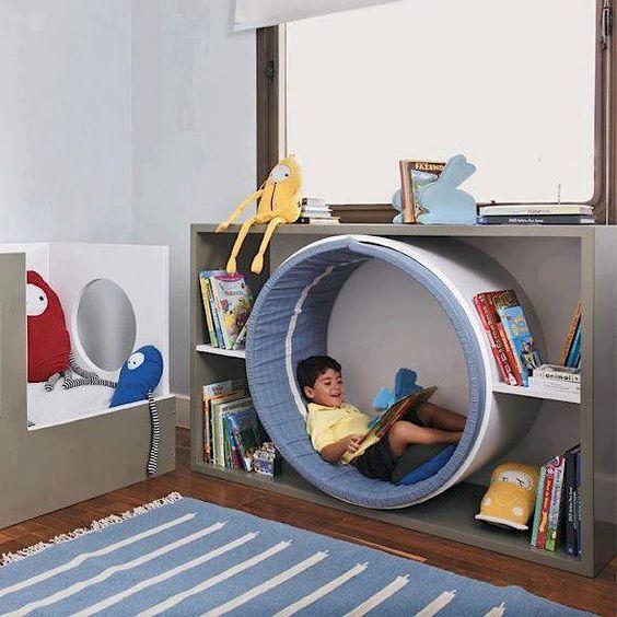 Como fazer um quarto lúdico para as crianças