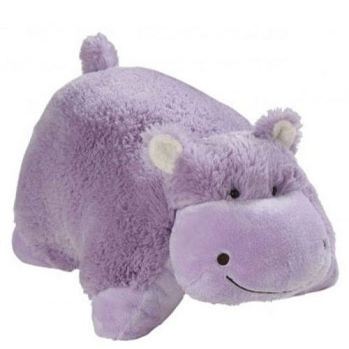 genuine my pillow pet hippo large 18