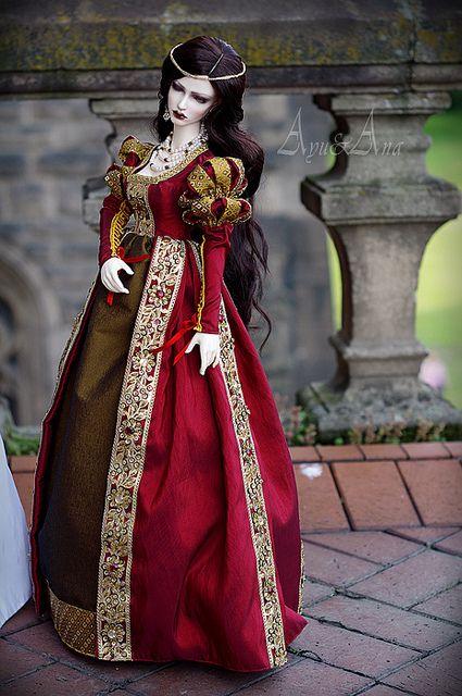 Ruby dress by AyuAna in Poland.