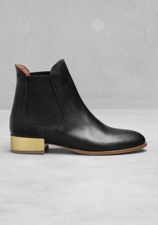 Stories chelsea boots