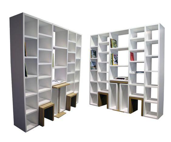DAAO Concept Furniture by Danilo Olim bookshelf