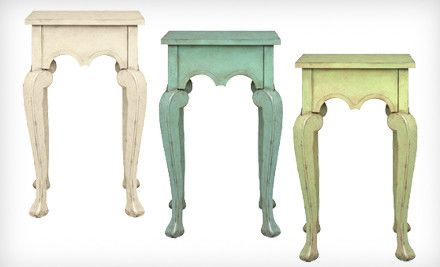 Are you on the lookout for some vintage style furniture for your home? Check out today's daily deals, which include furniture valued at $154 for $99 on Groupon.com, a cheap Xoom tablet on Ebay.com, and lots more:  http://www.cheapism.com/blog/2032/xoom_tablet_deal