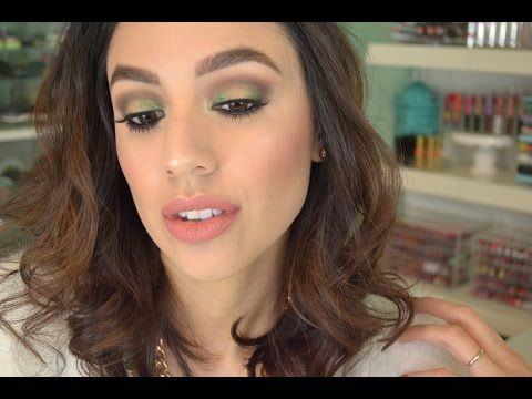 Stay All Day Holiday Makeup | Full Face Talk Thru Tutorial - YouTube