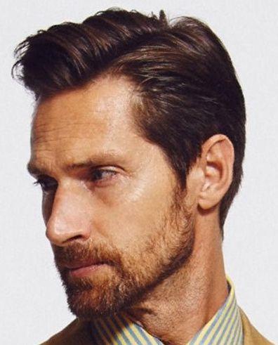TheBusinessmanHaircut Medium Length Hairstyles For Guys - Businessman haircut