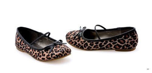 """Ellie Shoes E-013-Ballet-L, 0"""" Heel Ballet Slipper Children's M [13/1 USA childs] Leopard Ellie Shoes http://www.amazon.com/dp/B00DGQNWVO/ref=cm_sw_r_pi_dp_8Tv5ub0B8A91B"""