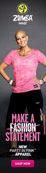 Zumba 2 Party In Pink
