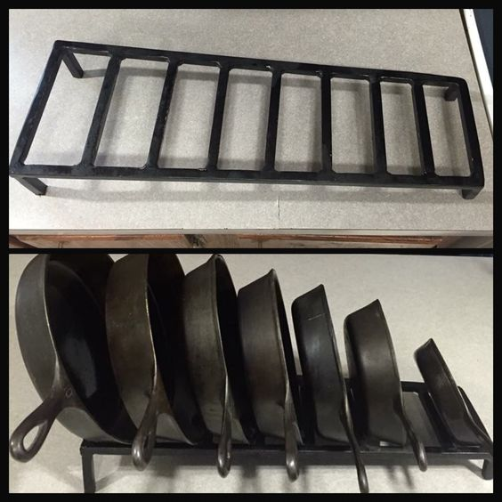 Cast Iron Skillet Holder