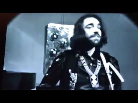Rare Demis Roussos Vocalist Of Band Aphrodite S Child Good