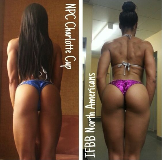 Total Booty Transformation In 16 Weeks Getting Fit