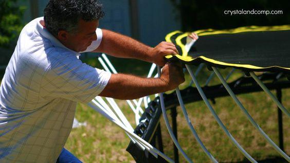 assemble-trampoline