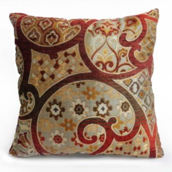 Copperfield Throw Pillow, Red Throw pillows, Kohls and Products