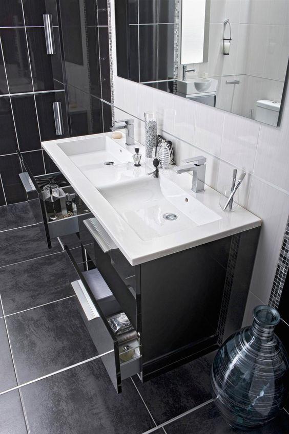 Tabouret salle de bain lapeyre - Salle de bain lapeyre ...