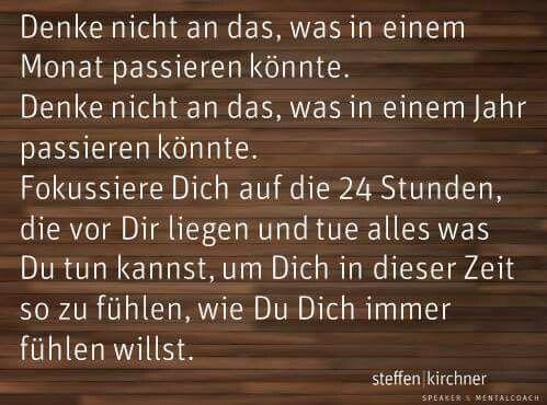 Steffen Kirchner Motivationstrainer Ich Denk An Dich Spruche Kommunikation