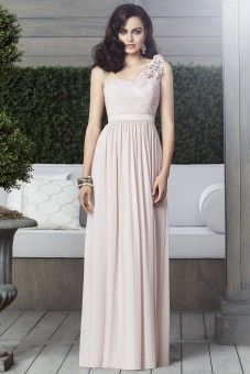 Dessy bridesmaid dress - style 2909 $189