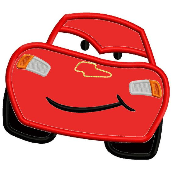 Image of Cars Applique
