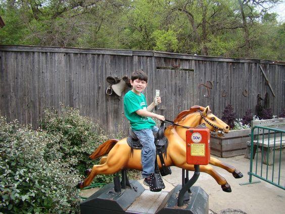 pony ride: