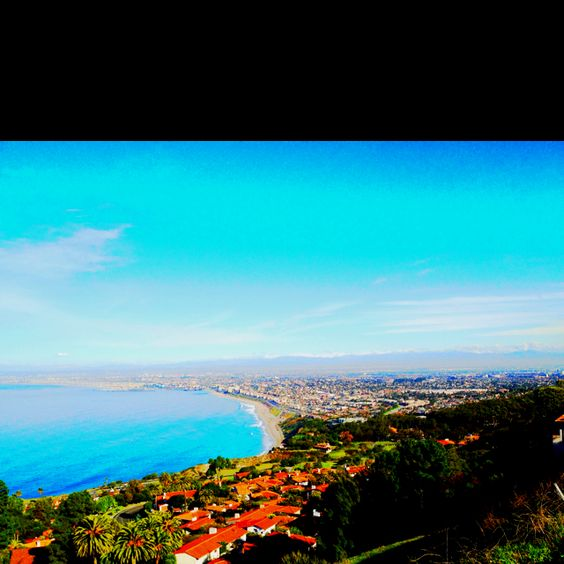 Palos Verdes Beauty.