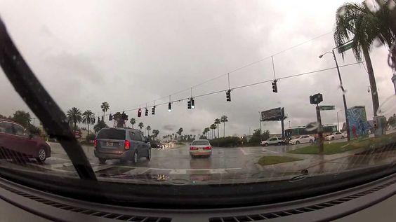 Driving into the Universal Orlando Resort in Orlando, Florida 2012 HD 1080p