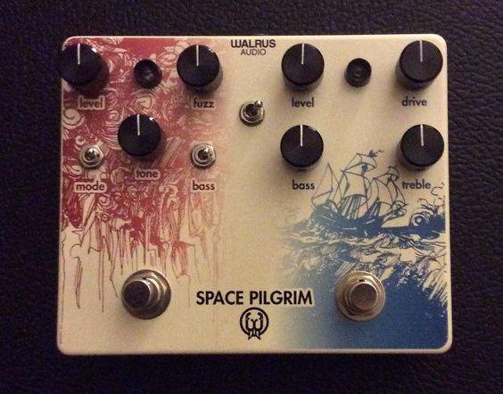 Walrus Audio Space Pilgrim | Reverb