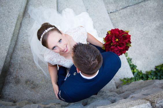 Wedding Photographer Spokane WA bride and groom
