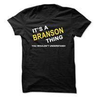Its A Branson Thing