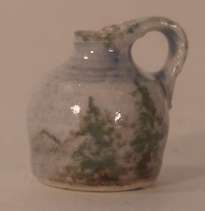Jug #1 by Craig Roberts - $18.00 : Swan House Miniatures, Artisan Miniatures for Dollhouses and Roomboxes