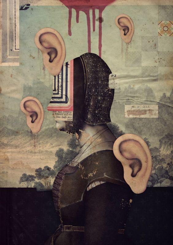 Silence (2013) - Misprinted Type