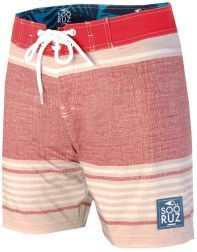 QUEST Boardshort 2016 red