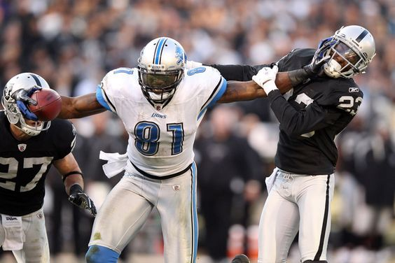 Calvin Johnson, Detroit Lions. Considered 2011 No. 1 Wide Receiver.