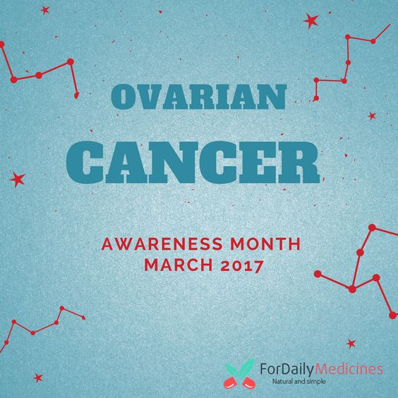 March is an #OvarianCancerAwareness Month : According to the charity Target Ovarian Cancer, a woman who is diagnosed with the disease at the earliest stage doubles her chance of surviving for five years or more, rising from just 46 per cent to more than 90 per cent...Know the more information: http://www.figo.org/news/march-ovarian-cancer-awareness-month-0015515