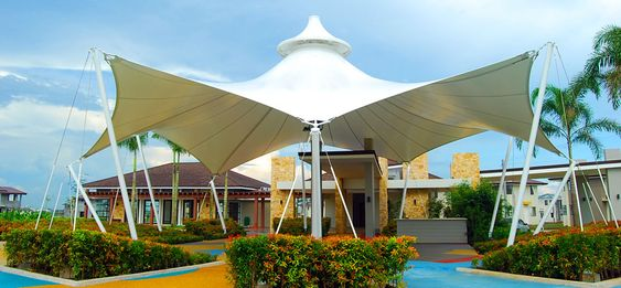 Tensile Structures Lucknow Tensile Structures Facade Architecture Structures