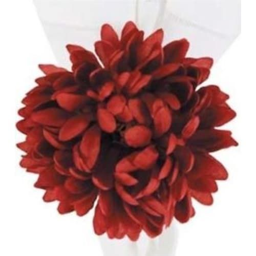 Red Chrysanthemum Flower Napkin Ring Chrysanthemum Flower Red Chrysanthemums Chrysanthemum