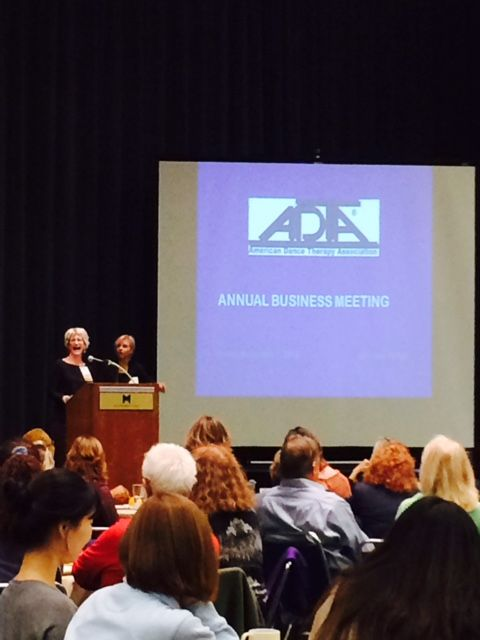 Annual business meeting and breakfast agenda #ADTA49 - annual agenda