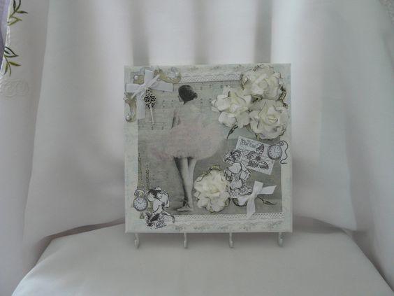 Weiteres -  Geburtstagsgeschenk Schmuckaufbewahrung  - ein Designerstück von Froehlich-Elena bei DaWanda