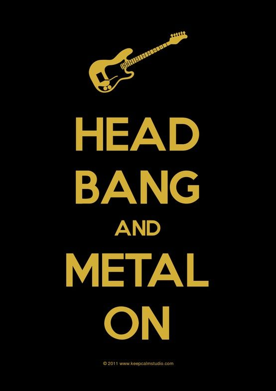 Headbang And Metal On m/