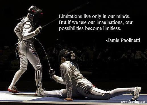 Fencing Quotes Endearing Women's Foil Showing Flexibility On The Pistephoto.
