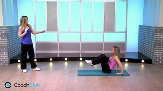 Pour maigrir du ventre rapidement, il vous faut un exercice simple et efficace. Avec l'exercice du genou vers poitrine, vous faites travailler les abdominaux, les cuisses et les quadriceps. Perdre du ventre? Rien de plus simple: regardez tous les conseils vidéos de Jessica, coach sportif sur Coach Club!