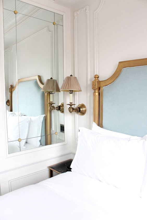Hotel Room Decoration: The Marlton Hotel