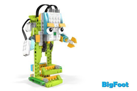 BigFoot (sin instrucciones) | LEGO wedo | Pinterest | Curriculum ...