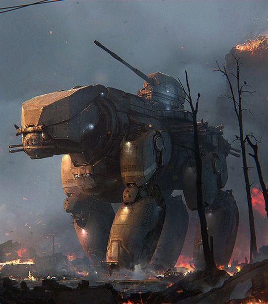 erődök robotkereskedelme