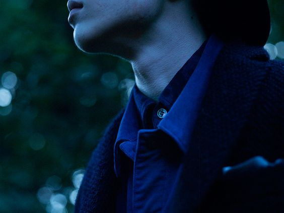 BLUE BLUE JAPAN – F/W 2014 COLLECTION LOOKBOOK | Guillotine