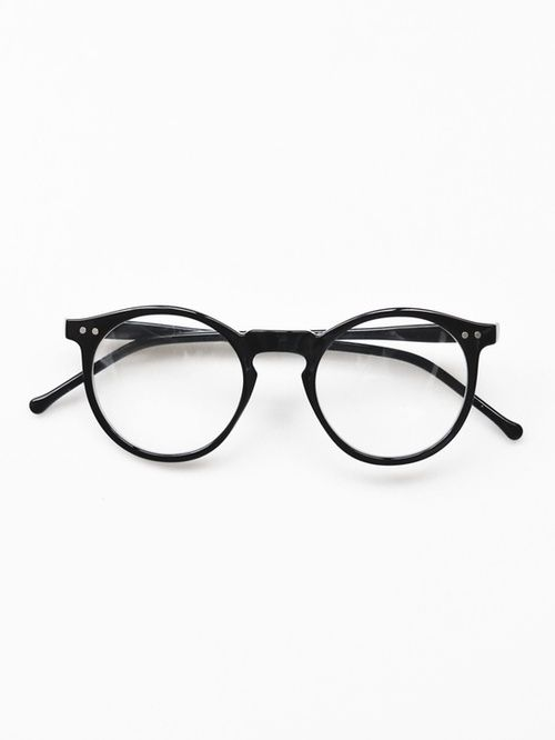 I have these with a little thicker frames. I love them and get so many comliments on them.